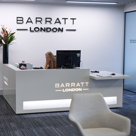 Barratt London reception